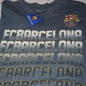 2f6026f39 FCBarcelona Shirts - 🆕 FC Barcelona Tee Shirt XL Soccer Futbol FCB